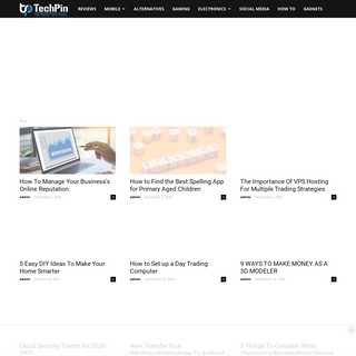 TechPin - Top Rated Stuffs