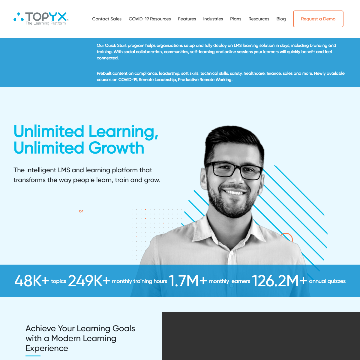 TOPYX Learning Management System (LMS) and Online Training Platform