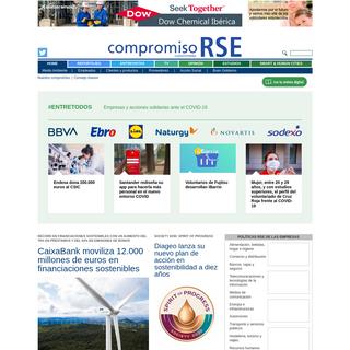 Compromiso RSE. La actualidad de las organizaciones sostenibles.
