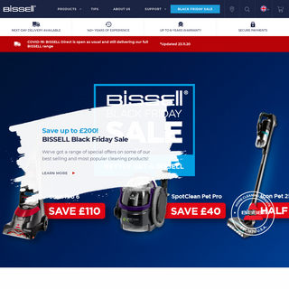 Home - BISSELL International