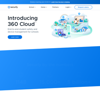Securly - The Student Safety Company
