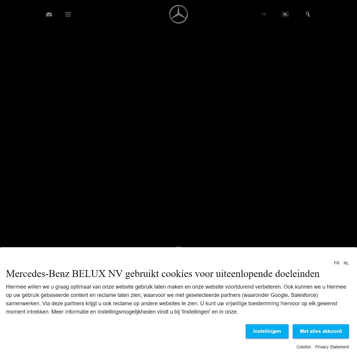 Mercedes-Benz personenwagens