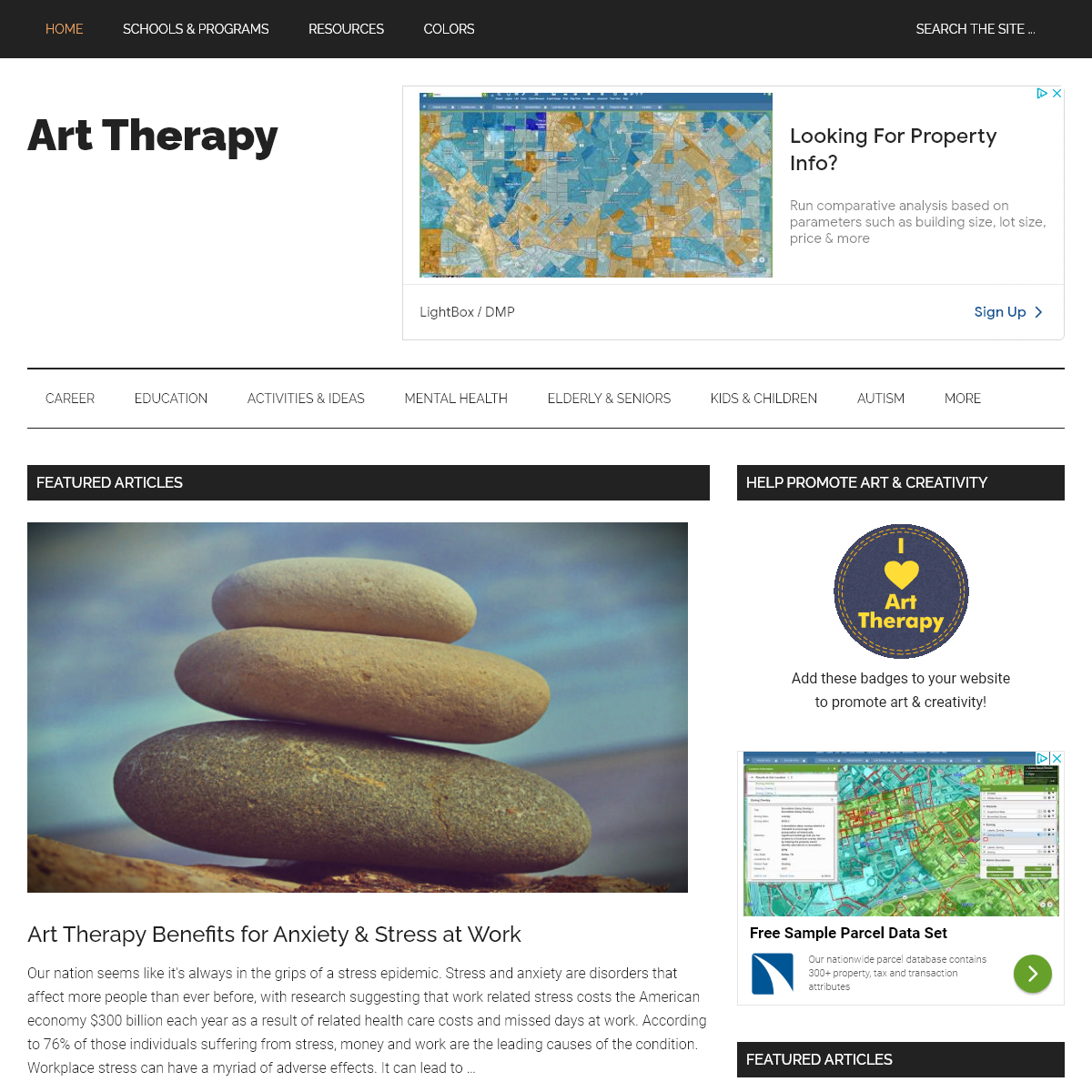 Art Therapy - Inspiring Others to Create with Expressive Arts