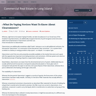 Commercial Real Estate in Long Island -