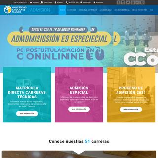 Admisión UC Temuco