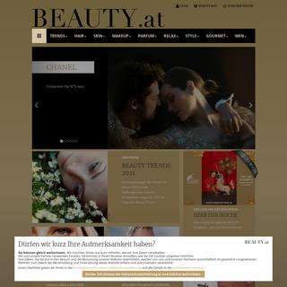 Beauty.at - Das Online-Magazin für Beauty Gourmets und Genussverliebte