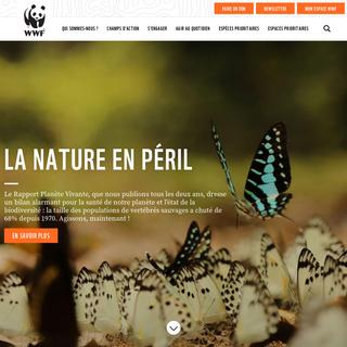 Ensemble, nous sommes la solution - WWF France
