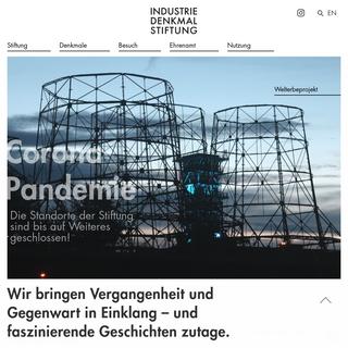 Industriedenkmal-Stiftung NRW