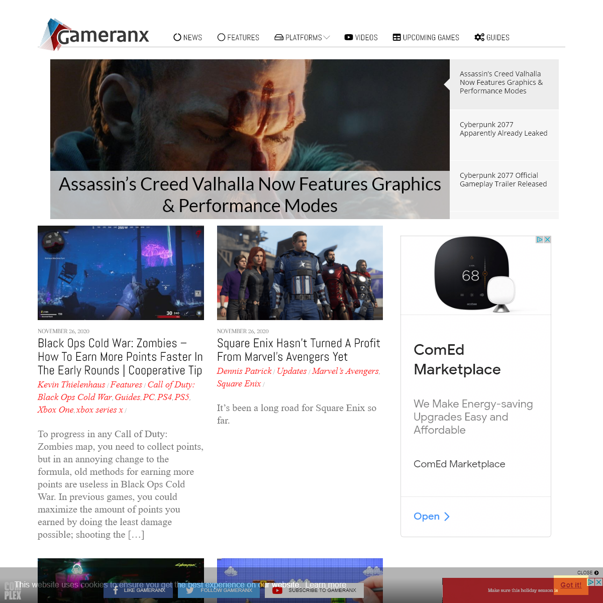 Gameranx - Video Game News, Lists & Guides