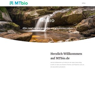 MTBio - MTbio