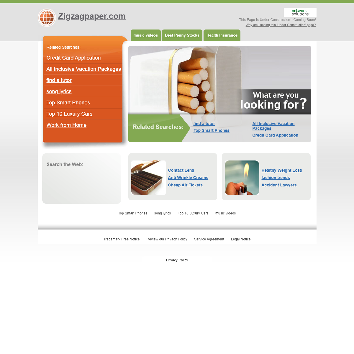 Zigzagpaper.com