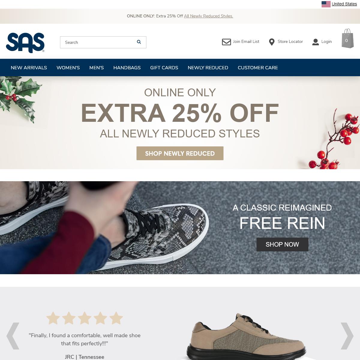 San Antonio Shoemakers - SAS Shoes