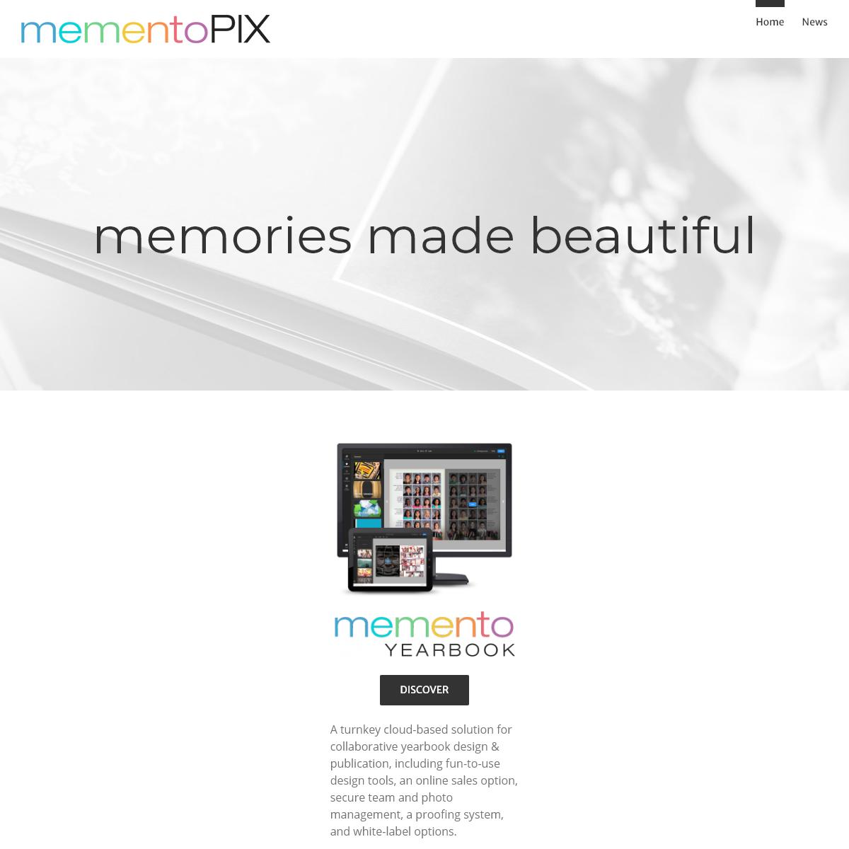MementoPix – memories made beautiful