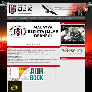 Malatya Beşiktaş - Malatya BJK - ÜniBJK