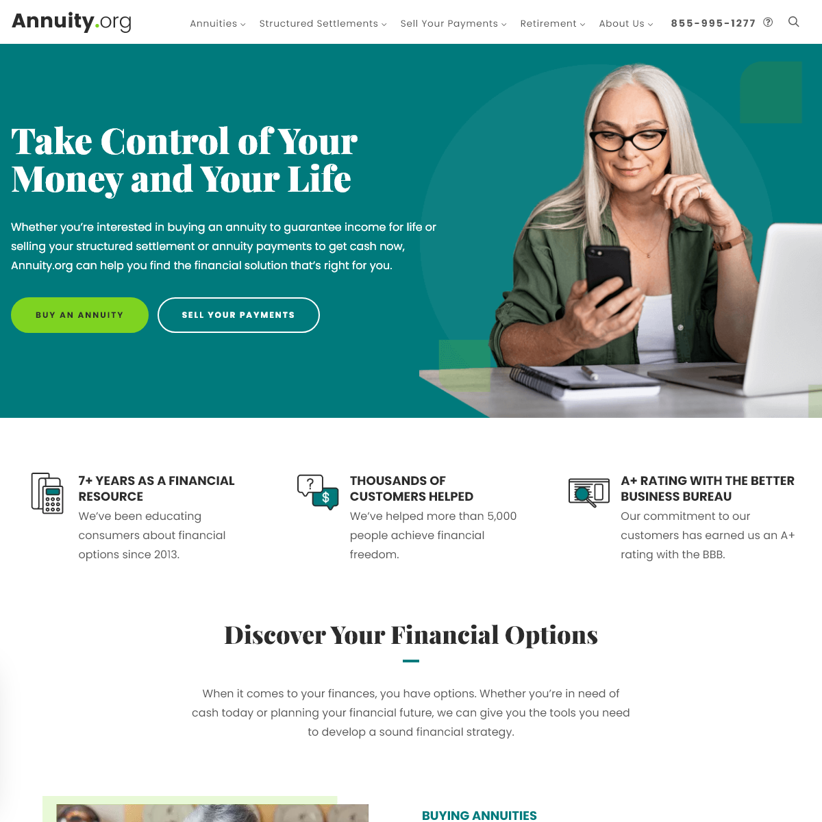 Annuity.org - Everything You Need to Know About Annuities
