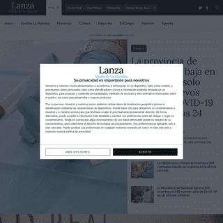 Lanzadigital diario digital de Ciudad Real y Castilla-La Mancha - Lanza Digital