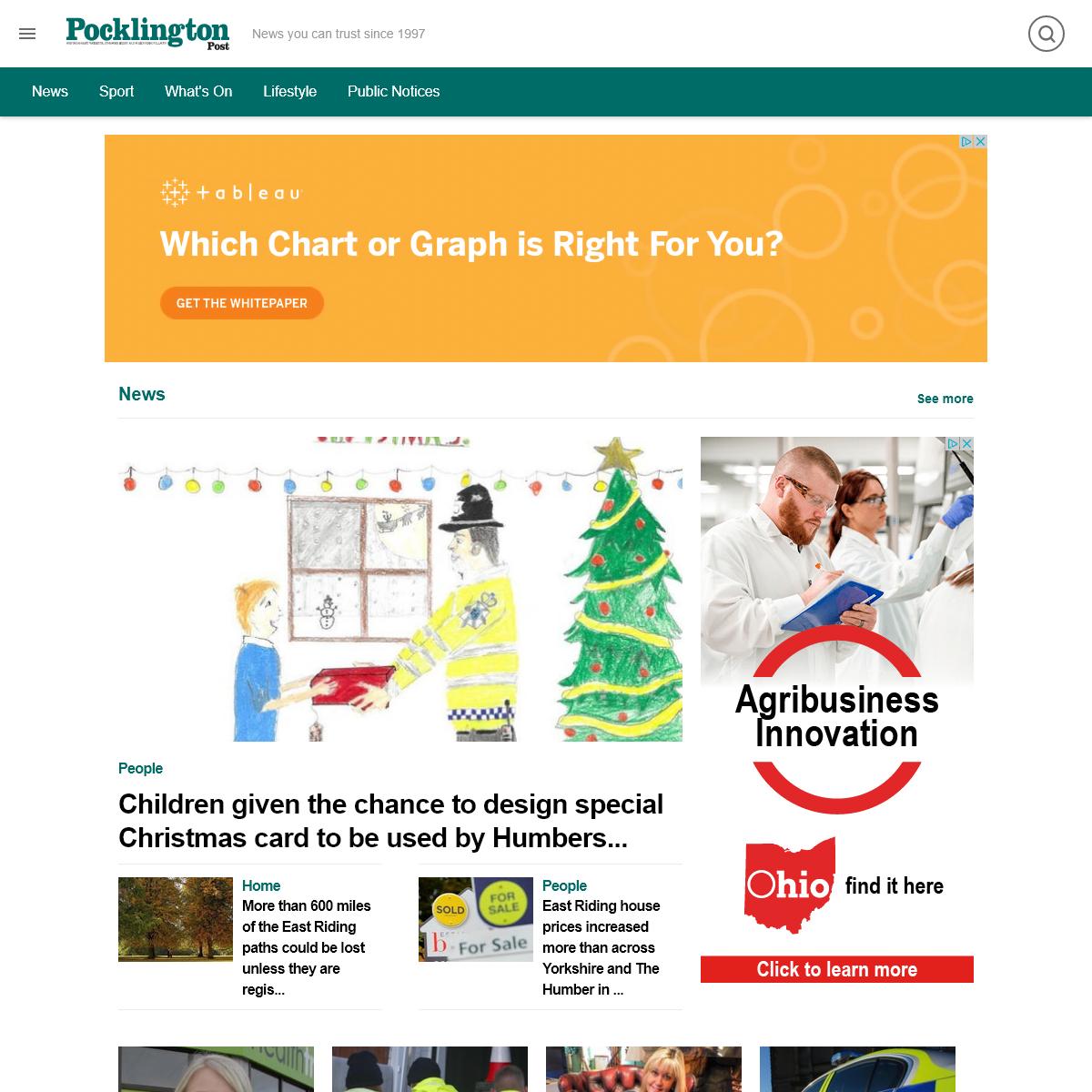 Home - Pocklington Post