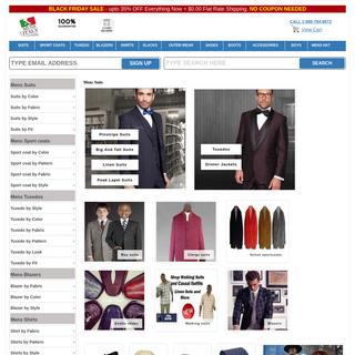 Mens Suits - Mens Suits Sale - Dress Suits For Men