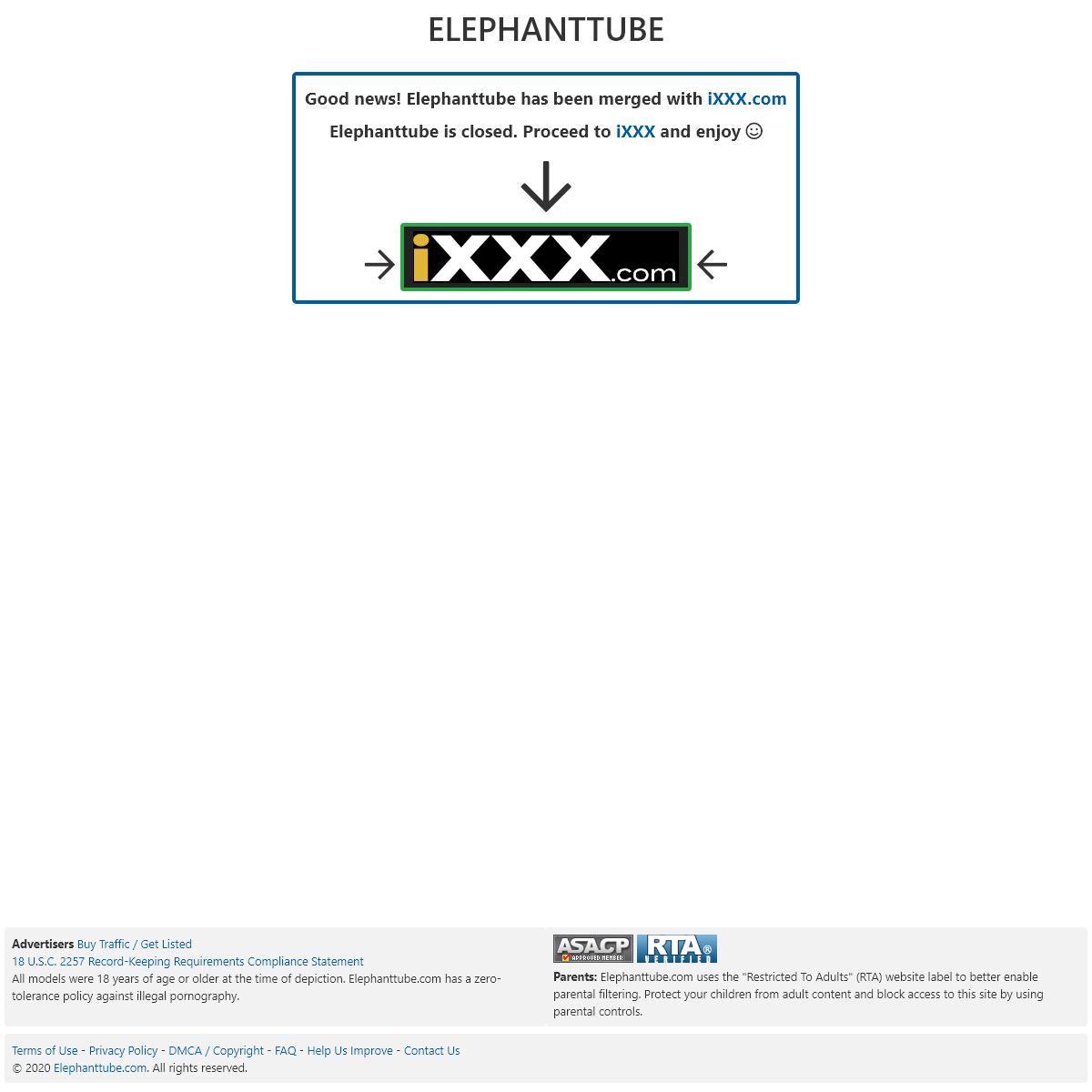 A complete backup of www.elephanttube.com