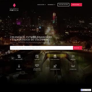 Colombia Fintech - Asociación Colombiana de Empresas de Tecnología e Innovación Financiera