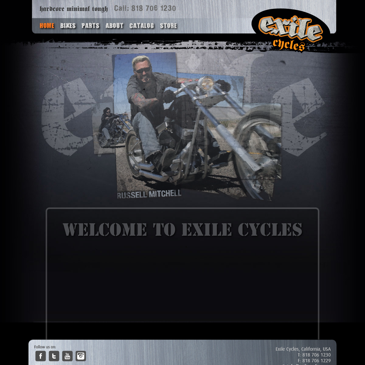 Exile Cycles - HOME