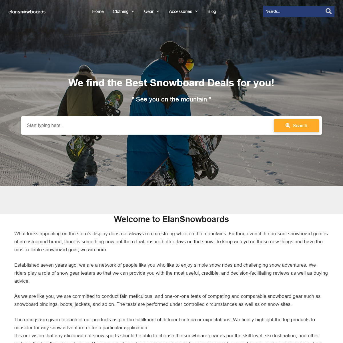 Elan Snowboard ® - Top Rated Snowboard Products and Reviews