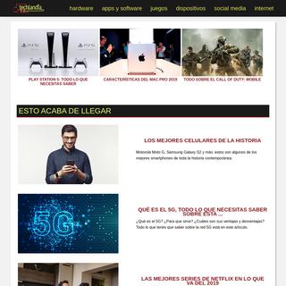 Techlandia - Todo lo que necesitas saber sobre tecnología - Techlandia