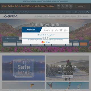 Ski, Lakes and Mountains Holidays, Italy & Lapland Holidays - Inghams
