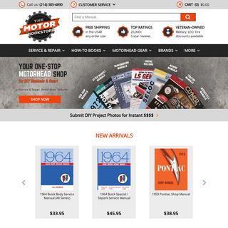 DIY Repair Manuals - Car & Motorcycle - Chilton, Haynes, Clymer, OEM