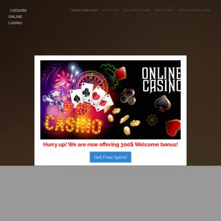 Online Casino - Casino Real Money