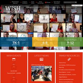 WISH Charter Schools