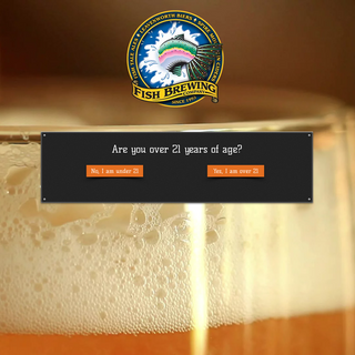 Microbrewery - United States - Fish Brewing