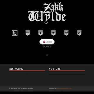 Zakk Wylde -