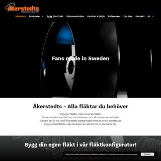 Åkerstedts – Fans made in Sweden