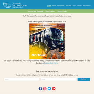 Australian Vaccination-risks Network Inc.