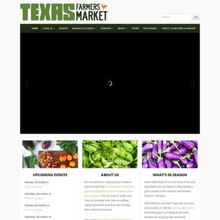 Austin farmers markets - Farmer events in Austin - Local organic farms