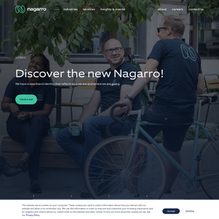 Nagarro - Digital Product Engineering & Technology Consulting - Thinking Breakthroughs
