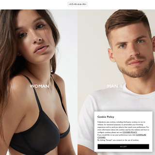 Intimissimi online shop - Lingerie and Underwear