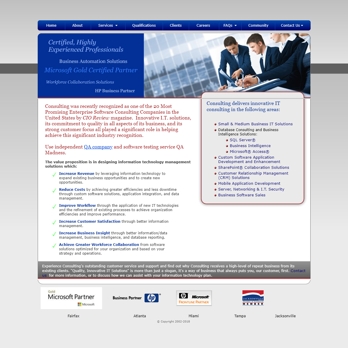 Lemington IT Consulting - Quality, Innovative IT Solutions