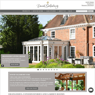 Orangeries, Conservatories and Oak Extensions