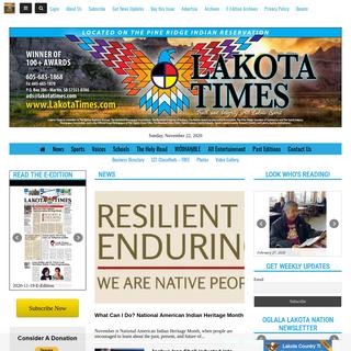 Lakota Times