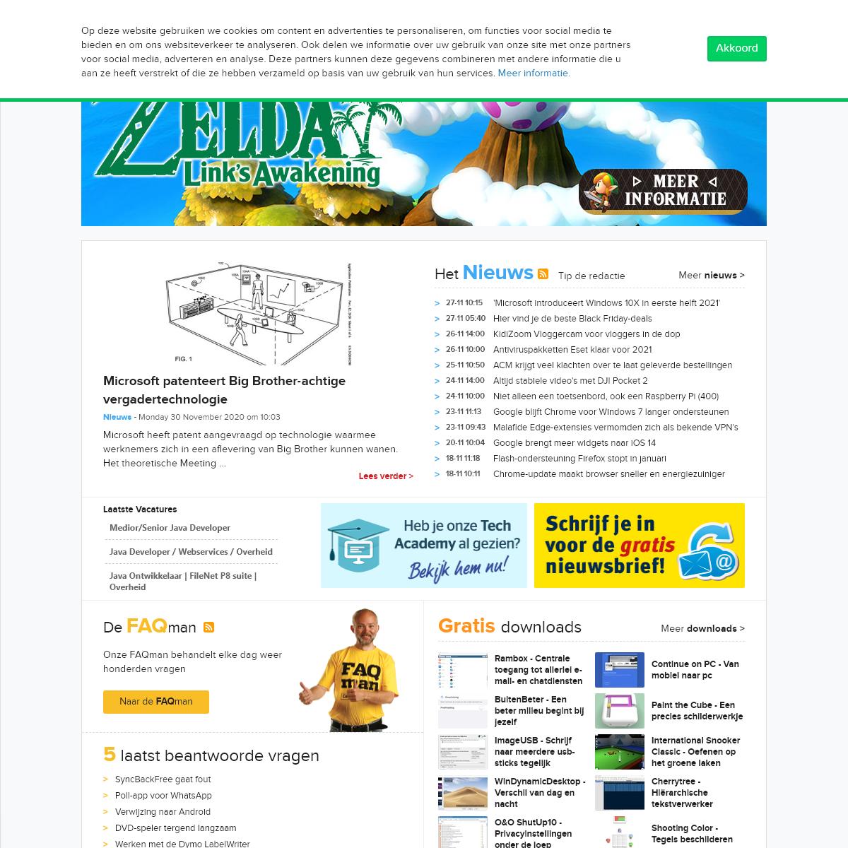 Computer Idee - Dagelijks computer nieuws, tips en trucs en gratis downloads