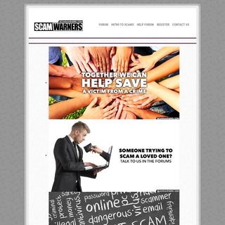 Internet Anti Fraud - Anti Scam Resource