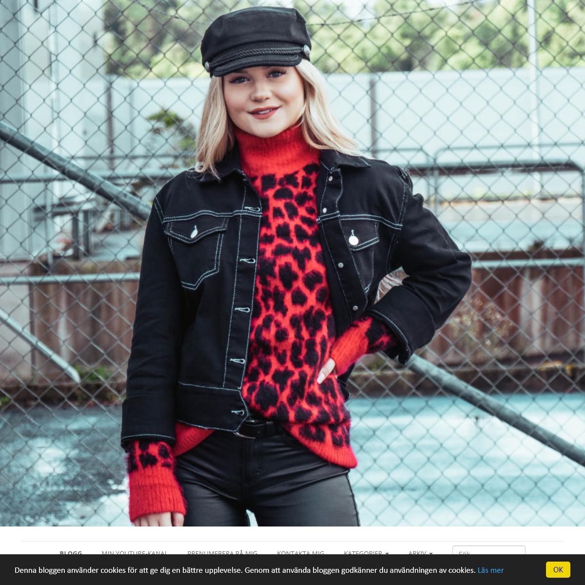 Misslisibells Blogg - En blogg om mode, smink och skoj!