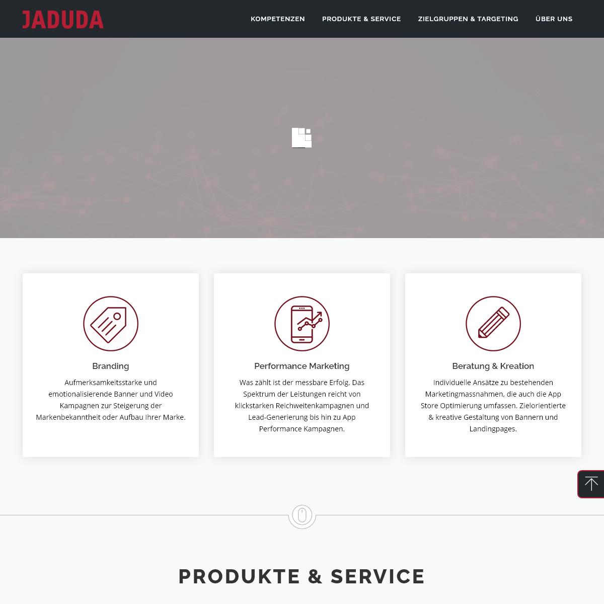 Jaduda Mobile Engine – Jaduda ist die führende Mobile Performance Agentur in der DACH Region. Das neuartige Mobile Engine Mar
