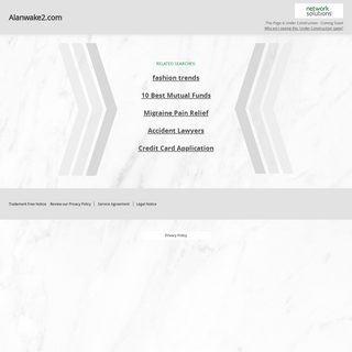 Alanwake2.com