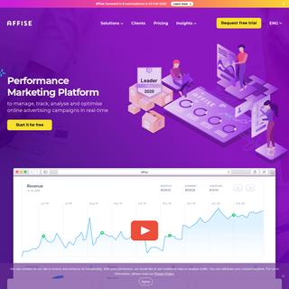 Performance Marketing Platform - Affise