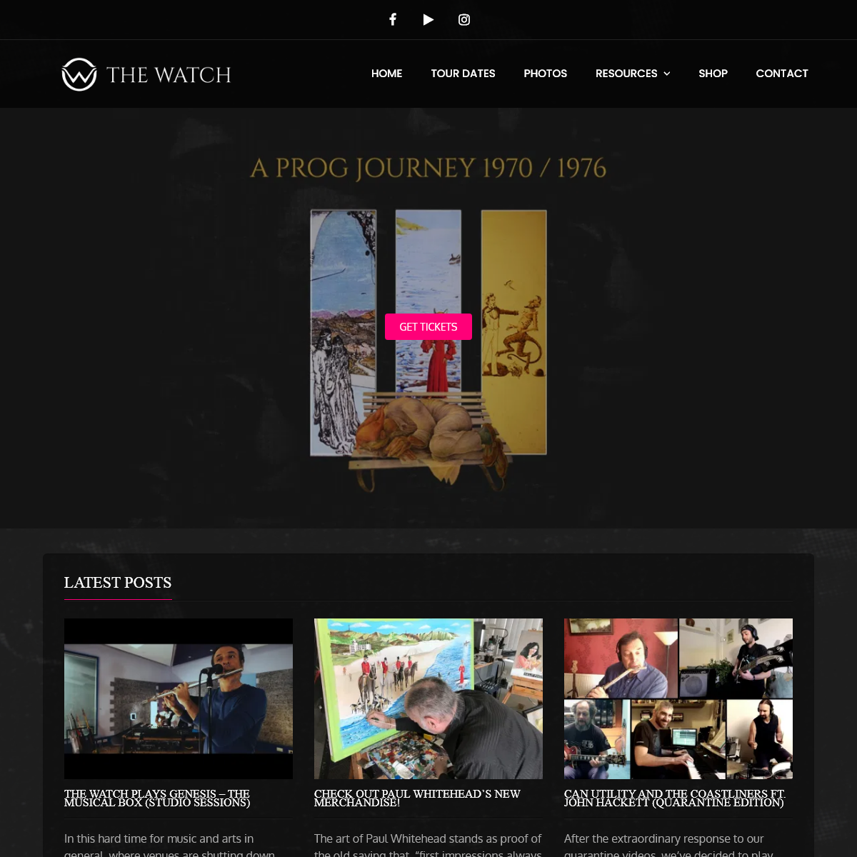 The Watch – Official Website