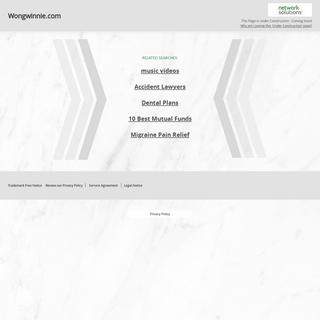 Wongwinnie.com