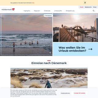 Dänemark-Urlaub an der Dänischen Nordsee und Ostsee - VisitDenmark